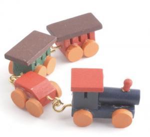 Leksakståg tåg i miniatyr