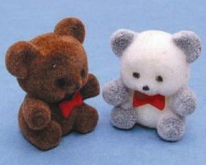 Set 2 st nallebjörnar