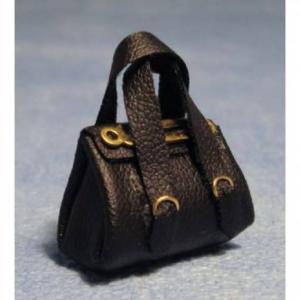 Handväska väska svart