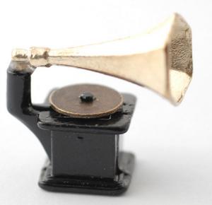 Grammofon skivspelare
