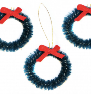 3 kransar julkransar