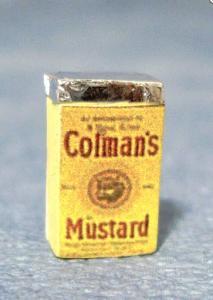 1 st Colemans senap gammeldags