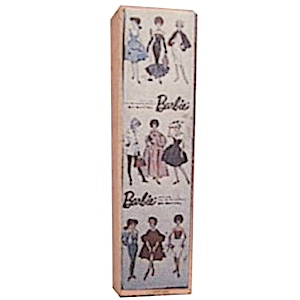 Barbie ask i miniatyr 4 cm