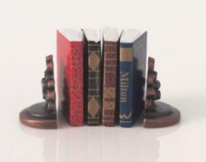 Böcker o bokstöd