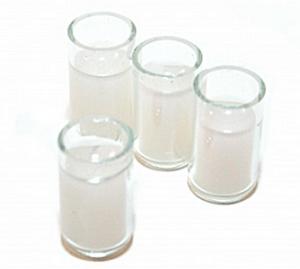4 st glas mjölk