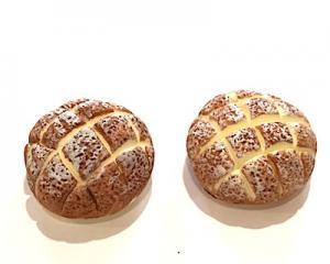 2 st bröd runda