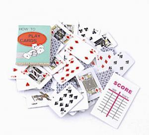 Spelkort kortlek