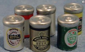 6 st öl ölburkar