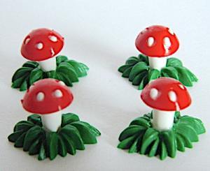 Flugsvampar svamp 4 st