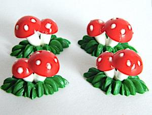 Flugsvampar par 4 st