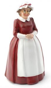 Jultomtens fru tomtemor