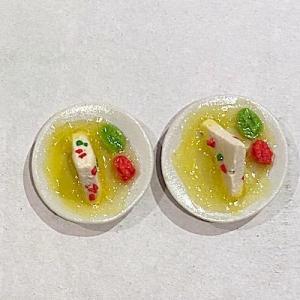 2 st dessert fruktkaka
