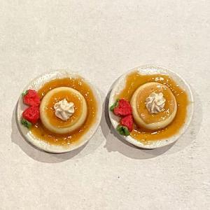2 st dessert pudding kolasås