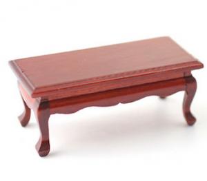 Soffbord mahogny