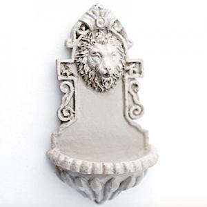 Lejonfontän fontän dekor