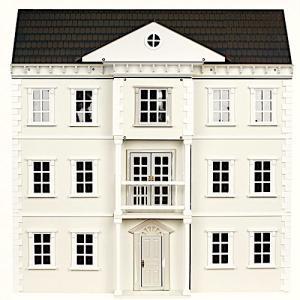 The Mayfair creme dockhus dockskåp