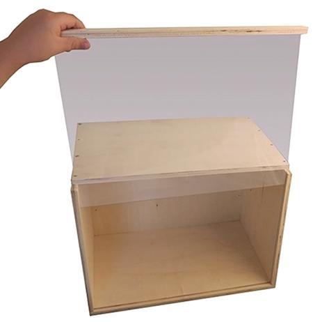 Rum room box tittskåp 38x28,5x26