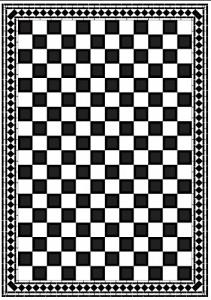 GOLV KLINKER checkers mono
