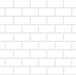Klinker vägg o golv vit grå