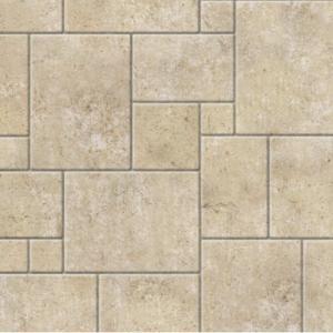 Golv limestone random tile