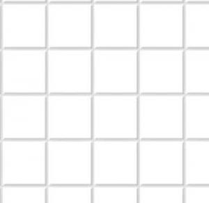 Golv kvadrat vit grå klassisk