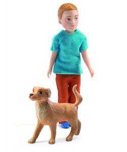Djeco storebror Xavier m hund