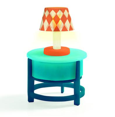Djeco bordslampa o bord LED