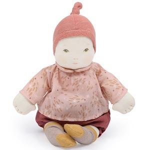 Docka baby Les Bebes pink