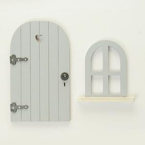 Dörr o fönster grå Lyx