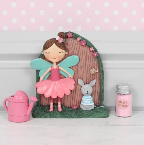 Fleur & Marvin Fairy dörr