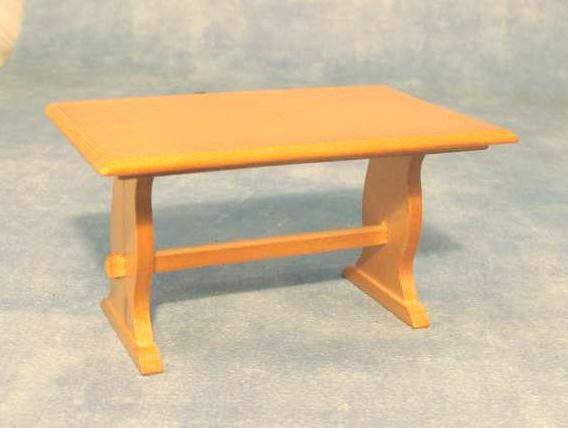 Kök köksbord furu : Köksbord furu rektangulärt matbord
