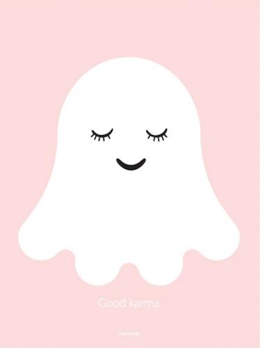 Mrs Ghost, Roommate good kharma