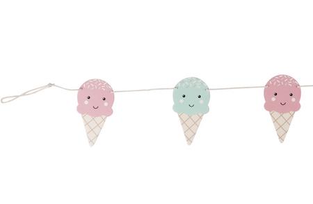 Happy Ice cream bunting