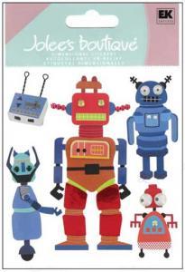 Jolees Robot Robotar