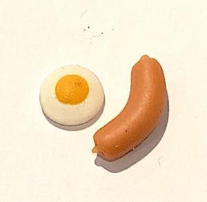 Korv o ägg