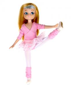 Lottie Ballet class ballerina