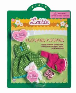 Lottie Flower Power kläder