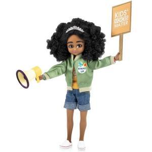 Lottie Meg Kid activist