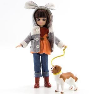 Lottie Walk in the park inkl hund