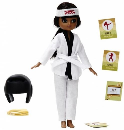Lottie docka Lottie Kawaii Karate