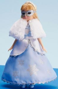 Lottie docka  Lottie Snow queen