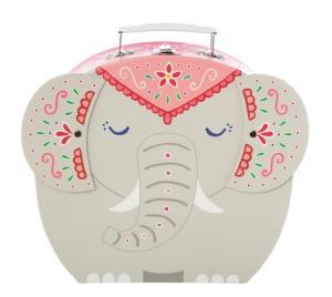 Mandala elefant resväska