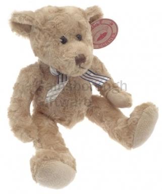 Nalle teddybjörn med rosett