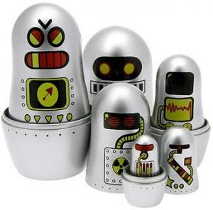 Studio Matryoshka ROBOTS