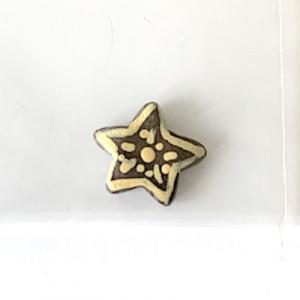 Pepparkaka stjärna 1 cm