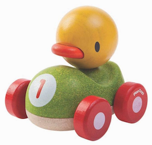 Raceranka Duck Racer