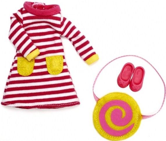 Lottie kläder Raspberry Ripple