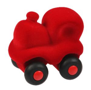 Rubbabu tåg röd mellan