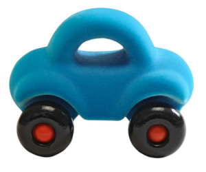 Rubbabu bil turkos mellan