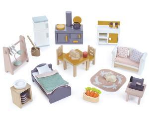 Startset 1 möbler möbelset